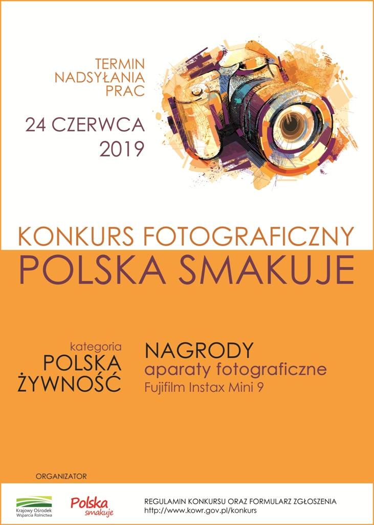 konkurs foto Polska smakuje